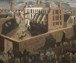The Demolition of Ayr Jail