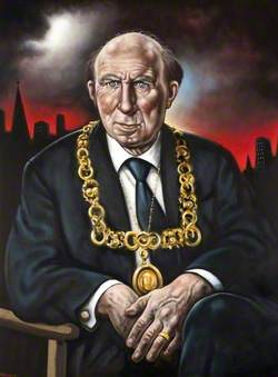 Patrick Lally (b.1926), Lord Provost of the City of Glasgow (1996–1999)