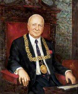 Alex Mosson, Lord Provost of the City of Glasgow (1999–2003)