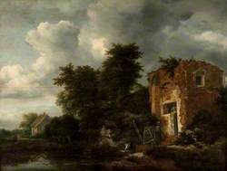 Landscape with a Ruined Tower
