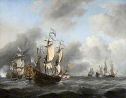 The 'Eendracht' and Other Ships of the Dutch Fleet