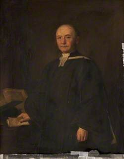 Reverend George S. Burns, Minister of Glasgow Cathedral