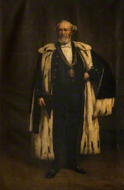 Sir John Muir (1828–1903), Lord Provost of Glasgow (1889–1892)