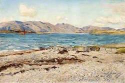 A Highland Loch