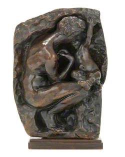 Mother and Child in the Grotto