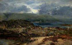 Dundarave Castle, Loch Fyne
