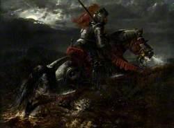 The Midnight Ride of Deloraine