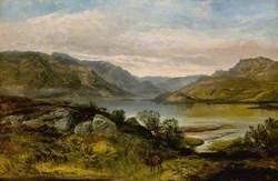 Overlooking Glendaruel, Kyles of Bute