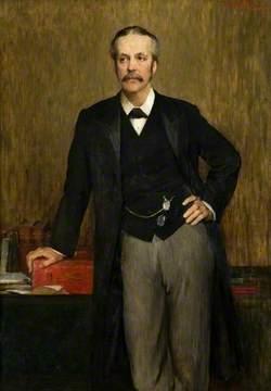 The Right Honourable Arthur J. Balfour (1848–1930), MP