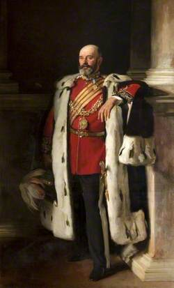 Sir David Richmond (1843–1908), Lord Provost of Glasgow (1896–1899)