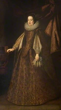 Anna de' Medici (1616–1676), Daughter of Cosimo II de' Medici