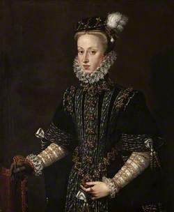 Anne of Austria (1546–1580), Fourth Wife of Philip II