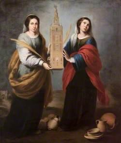 Santa Justa and Santa Rufina