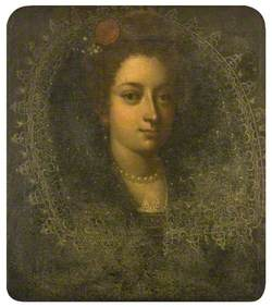 Portrait of a Lady with a Ruff