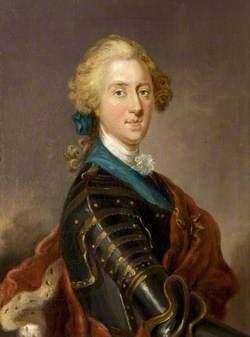 Prince Charles Edward Stuart (1720–1788) ('Bonnie Prince Charlie')