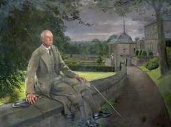 Sir John Stirling Maxwell (1866–1956), 10th Bt