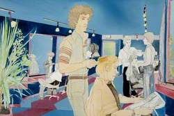 Sweeney Todd Hairdressing Salon