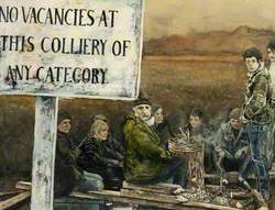No Vacancies at This Colliery of Any Category