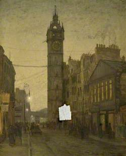 Tollbooth, Old High Street, Glasgow