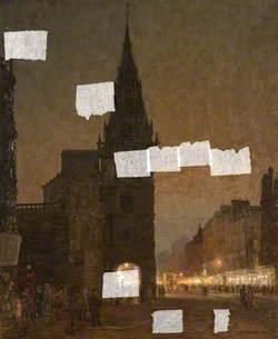 Tron Steeple, Glasgow