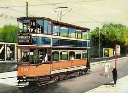 Springburn Tram