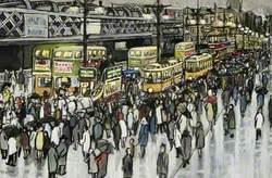 The Last Tram Procession