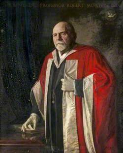 Reverend Professor Robert Morton, DD