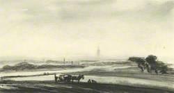 The University Tower from Renfrew