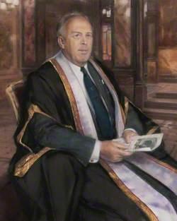 Professor Hamish Wood, Chair of the Glasgow Caledonian University Court (1993–1994)