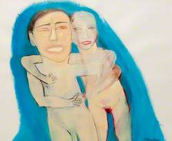 Couple (Blue Mountain)