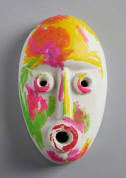 Mask (Yellow) 2018