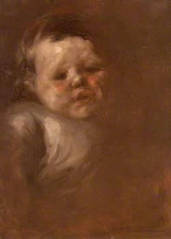 Tête de bébé
