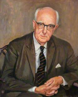 Professor Robert Campbell Garry (1900–1993), Professor of Physiology at the University of Glasgow