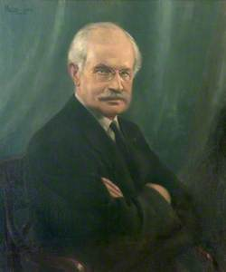 Sir John Graham Kerr (1869–1957), Regius Professor of Zoology at the University of Glasgow