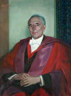 Principal Sir Charles Haynes Wilson, Principal of the University of Glasgow (1961–1976)