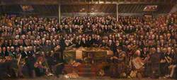 The First General Assembly of the Free Church of Scotland