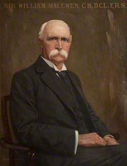Sir William Macewen (1848–1924), CB, DCL, FRS