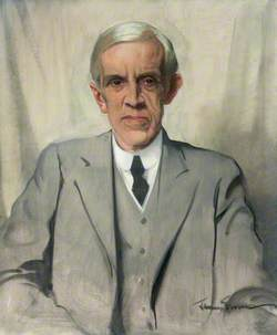 Professor Archibald Young, President of the Royal Faculty of Physicians and Surgeons of Glasgow (1935–1937)