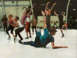 Scottish Ballet in Rehearsal