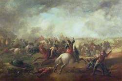 The Battle of Marston Moor, 2 July 1644
