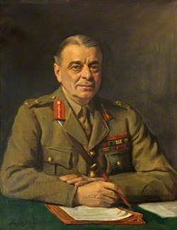 General Lord Ismay (1887–1965), Chief of Staff to Winston Churchill (1940–1945), Honorary Freeman of the Borough of Cheltenham (1951), Secretary of State for Commonmwealth Affairs (1951–1952), Secretary General of NATO (1952–1956)