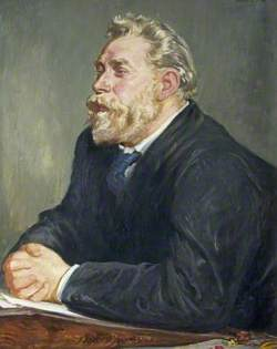 William Ernest Henley (1849–1903), Poet and Literary Agent