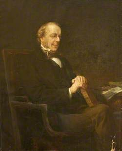 The Rt Hon. Thomas Henry Sutton Sotheron Estcourt (1802–1876), MP
