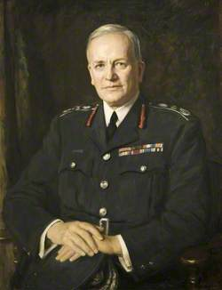 Commander Sir Aylmer Firebrace (1886–1972), Commander of the London Fire Brigade (1938–1941), Leader of the National Fire Service (1941–1948)