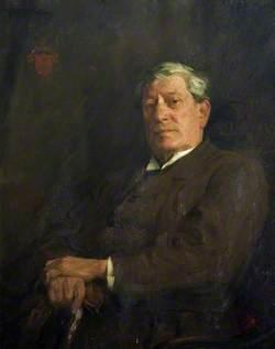 Russell James Kerr Senior (1832–1910), Chairman of Quarter Sessions (1889–1904)