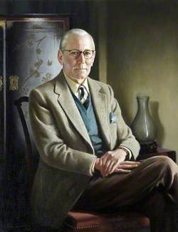 Colonel Sir Geoffrey Peter Shakerley (1906–1982), CBE, MC, TD, DL, Chairman of Gloucestershire County Council (1956–1967)