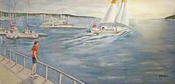 The 'Peggy Sue' Sets Sail