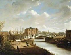 Llanthony Bridge, Gloucester