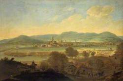 View of Gloucester from the North West