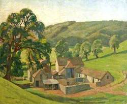 Farm at Uley, Gloucestershire